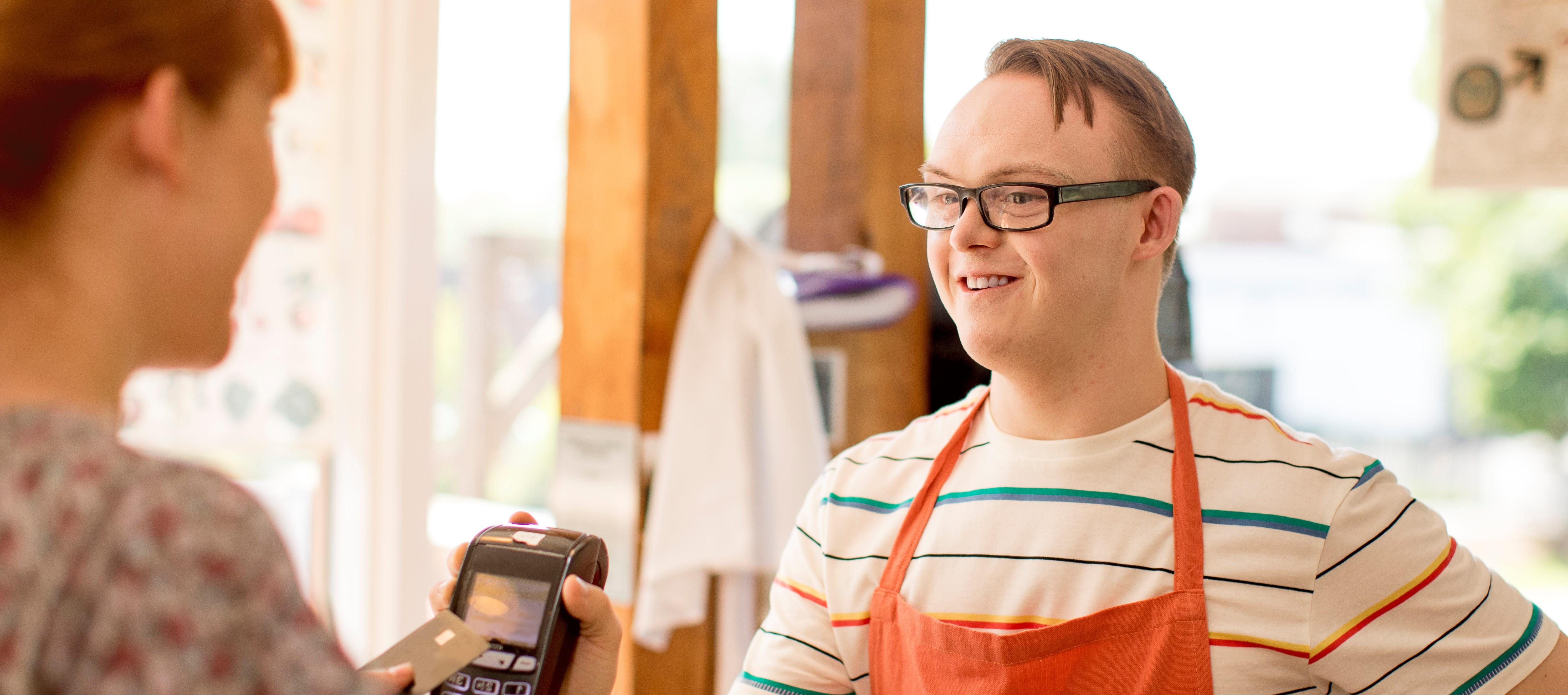 Selbstbestimmt leben mit Behinderung!
